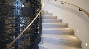 Clarendon Helical Staircase